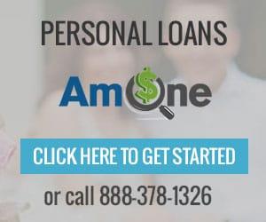 AmOne personal loans