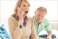 Can debt collectors call your parents?