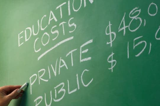 Private loans and public federal loans can add up quickly to create problems with student loan debt for borrowers