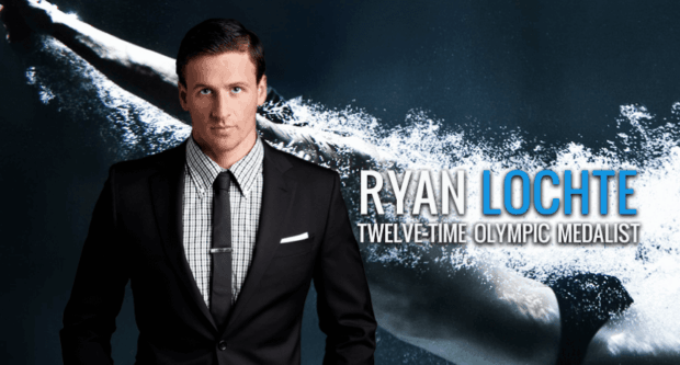 Ryan Lochte: 12 Time Olympic Medalist