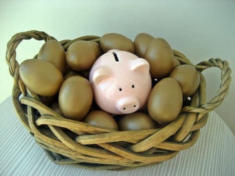 Do you have an adult allowance, or are all your eggs in one basket?