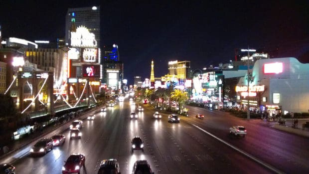 Las Vegas is an exciting and affordable city to live in.