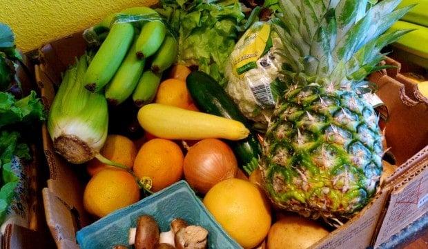 Enjoy non-GMO food.