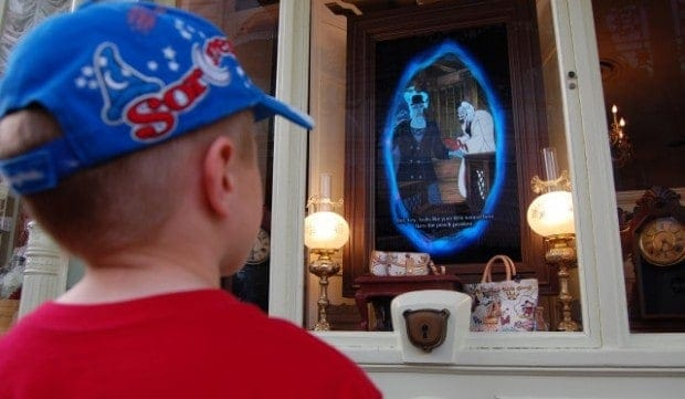 Every window could contain Disney World secrets!