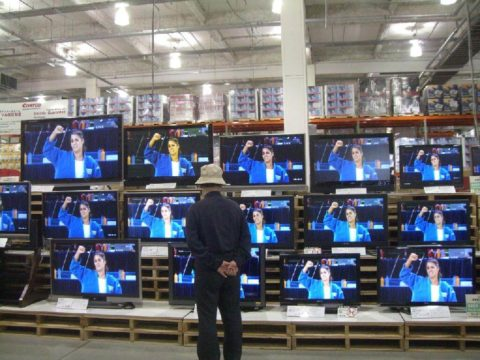 Is it time to buy a TV? Shop carefully.