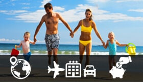 3 easy steps to a debt-free vacation