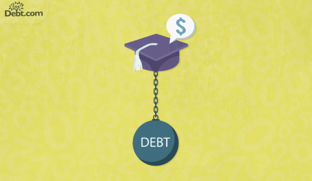 What to do when you're on the hook for student loan debt