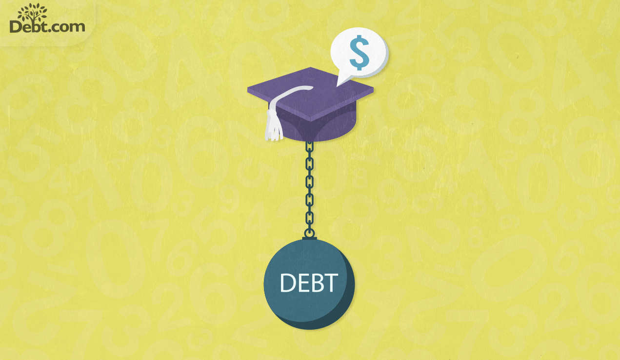 Explore income sensitive student loan repayment for burdensome debt