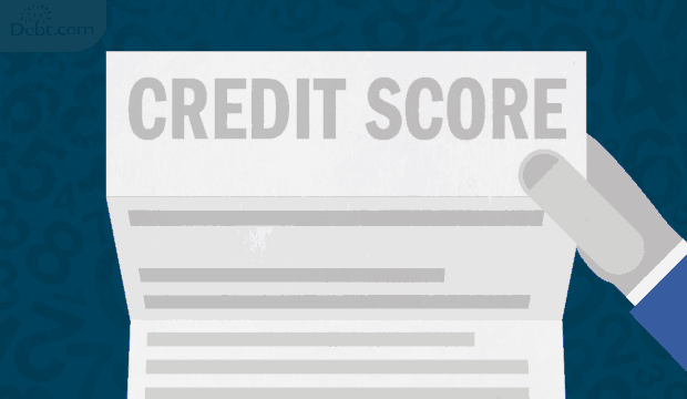 Look closely at your credit score