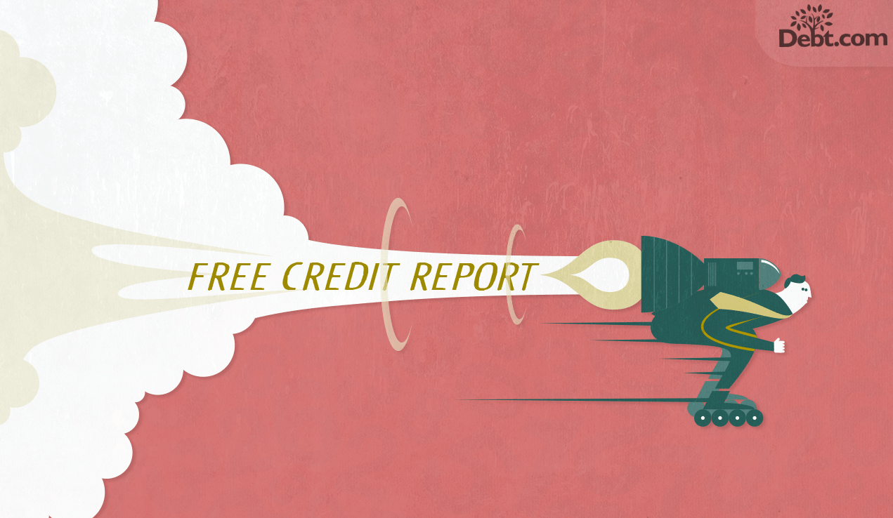 Fixing your credit fast with free yearly credit reports