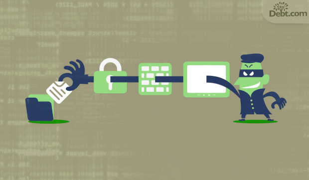 Tech ID theft