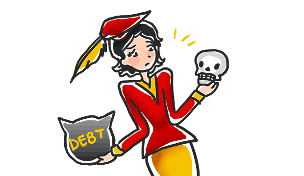 Student loan questions about death