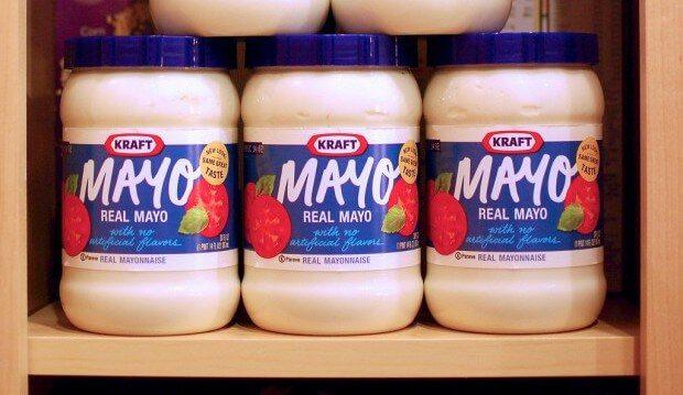 Money and mayo
