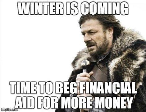 Student loan memes