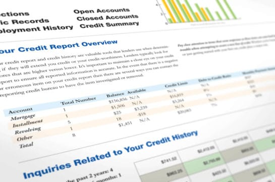 Tri merge credit combines information from your three bureau credit reports