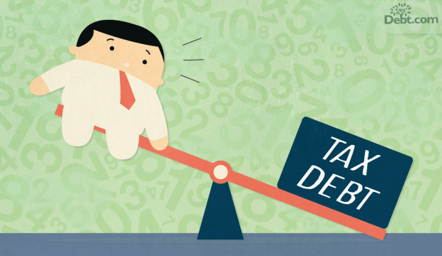 What is tax debt?