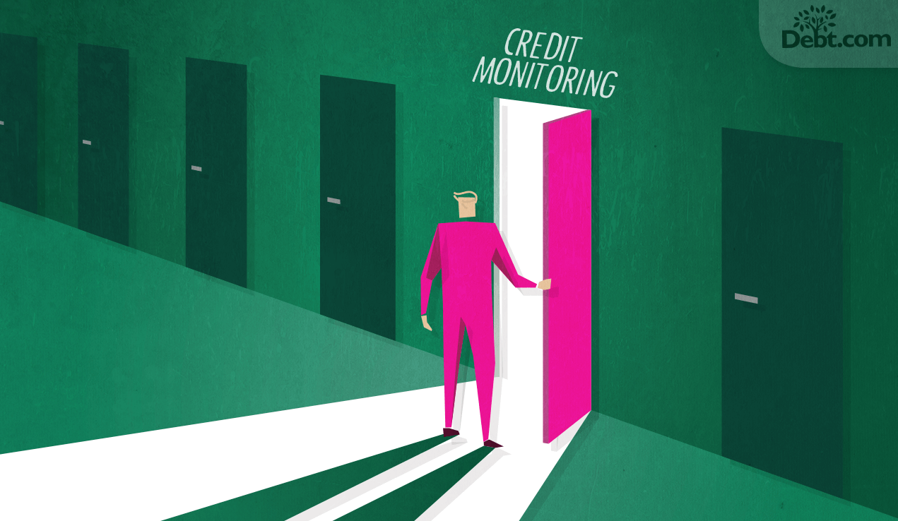 How credit monitoring works to open doors with a better credit score