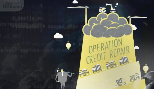 Take the right steps to repair your credit