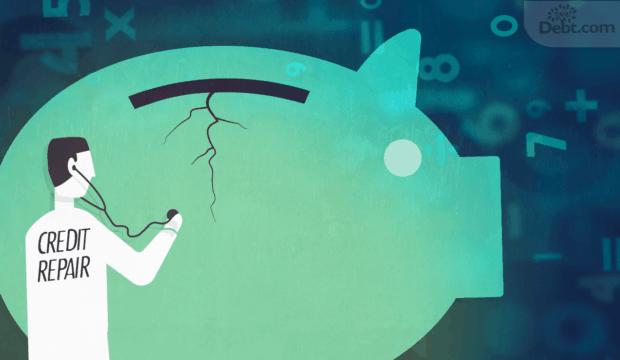 Use credit repair to save money