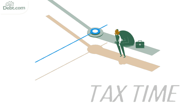 What if I can't pay my taxes at tax time?
