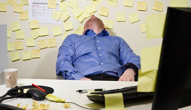 40-hour work week? Try 60