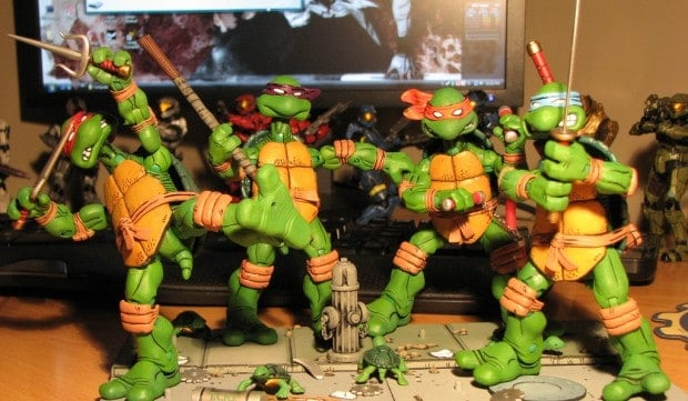 Enter our Ninja Turtles contest!