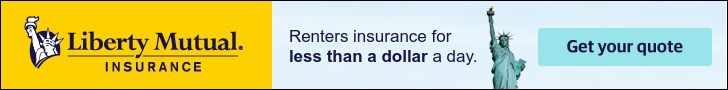 Liberty Mutual Insurance - Renters insurance for less than a dollar a day - Get your quote