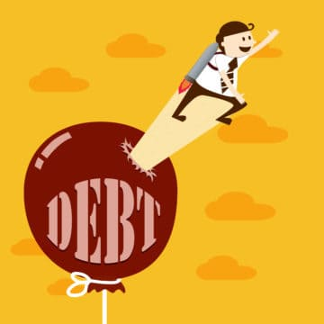 Find a way to get out of debt fast