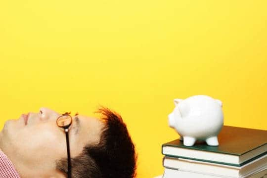 Is student debt hanging over your head