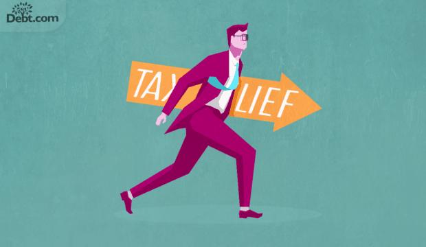 Tax debt relief allows you to move forward