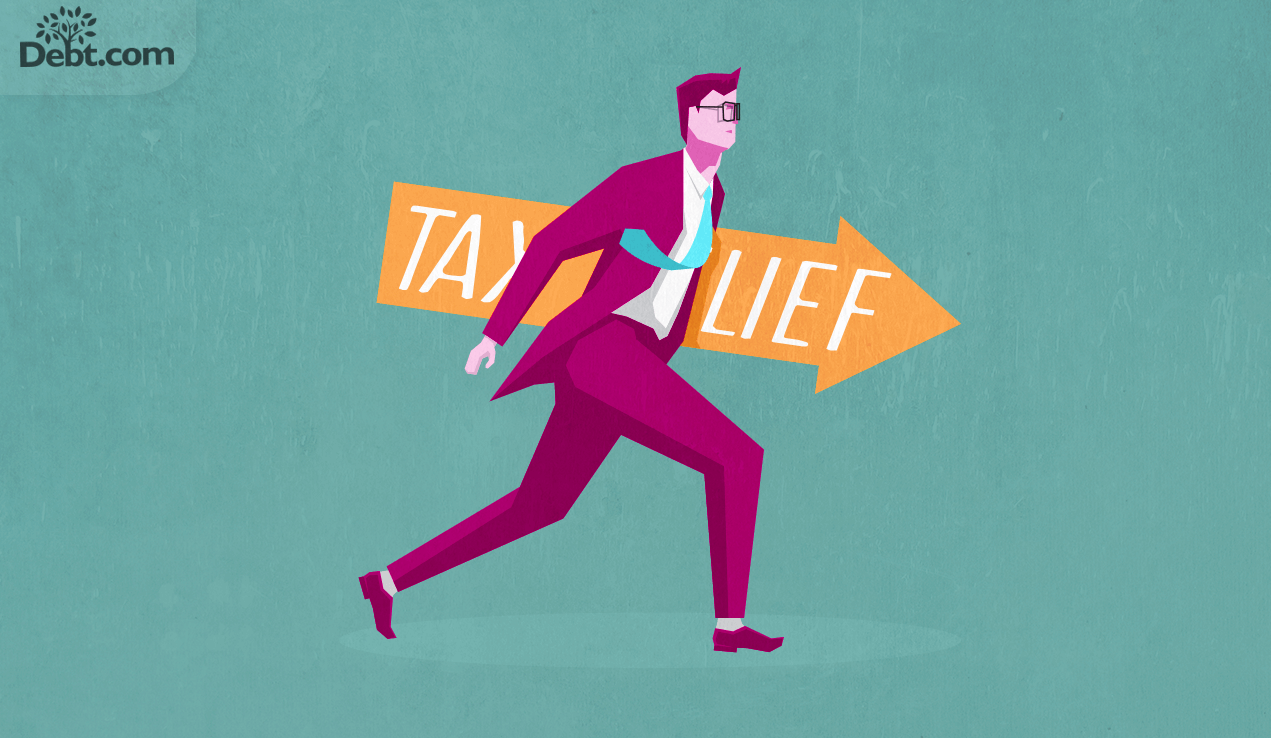 Tax debt consolidation offers faster relief