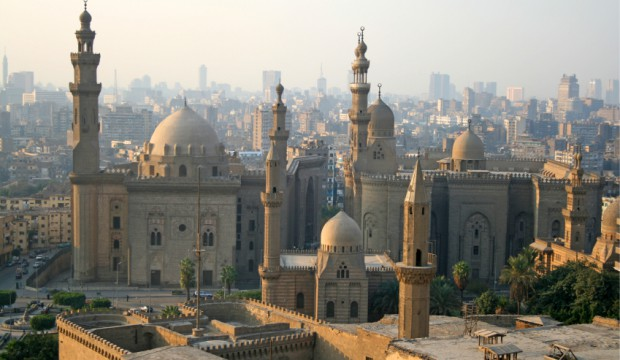 Cairo has cheap luxury hotels