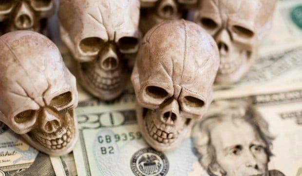 Debt after death
