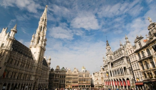 Brussels has cheap luxury hotels