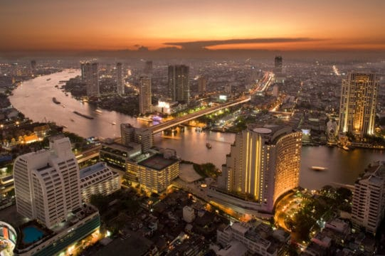 Bangkok has cheap luxury hotels