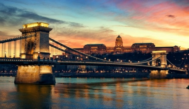Budapest has cheap luxury hotels