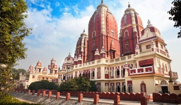 Delhi has cheap luxury hotels