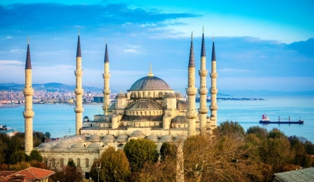 Istanbul has cheap luxury hotels