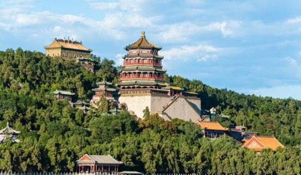 Beijing has cheap luxury hotels