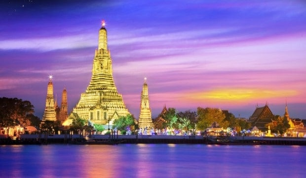 Bangkok has cheap luxury hotels