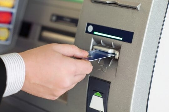 ATM fees at an all-time high