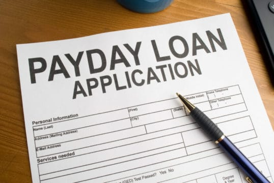online payday loans are risky business