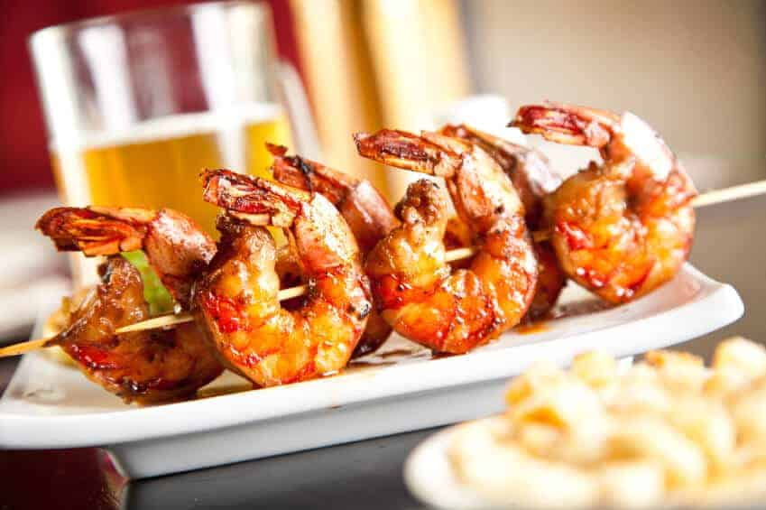 Endless shrimp await, if you remember to ask