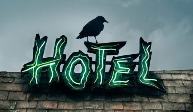 Find Haunted Hotels