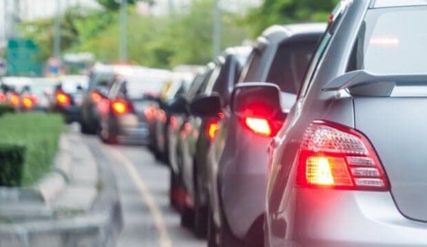 How much bad traffic wastes and our lifetime bucket list