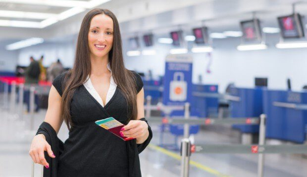 Michelle Argento explains the best way to get free flights