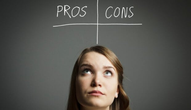 compare the pros and cons of debt consolidation
