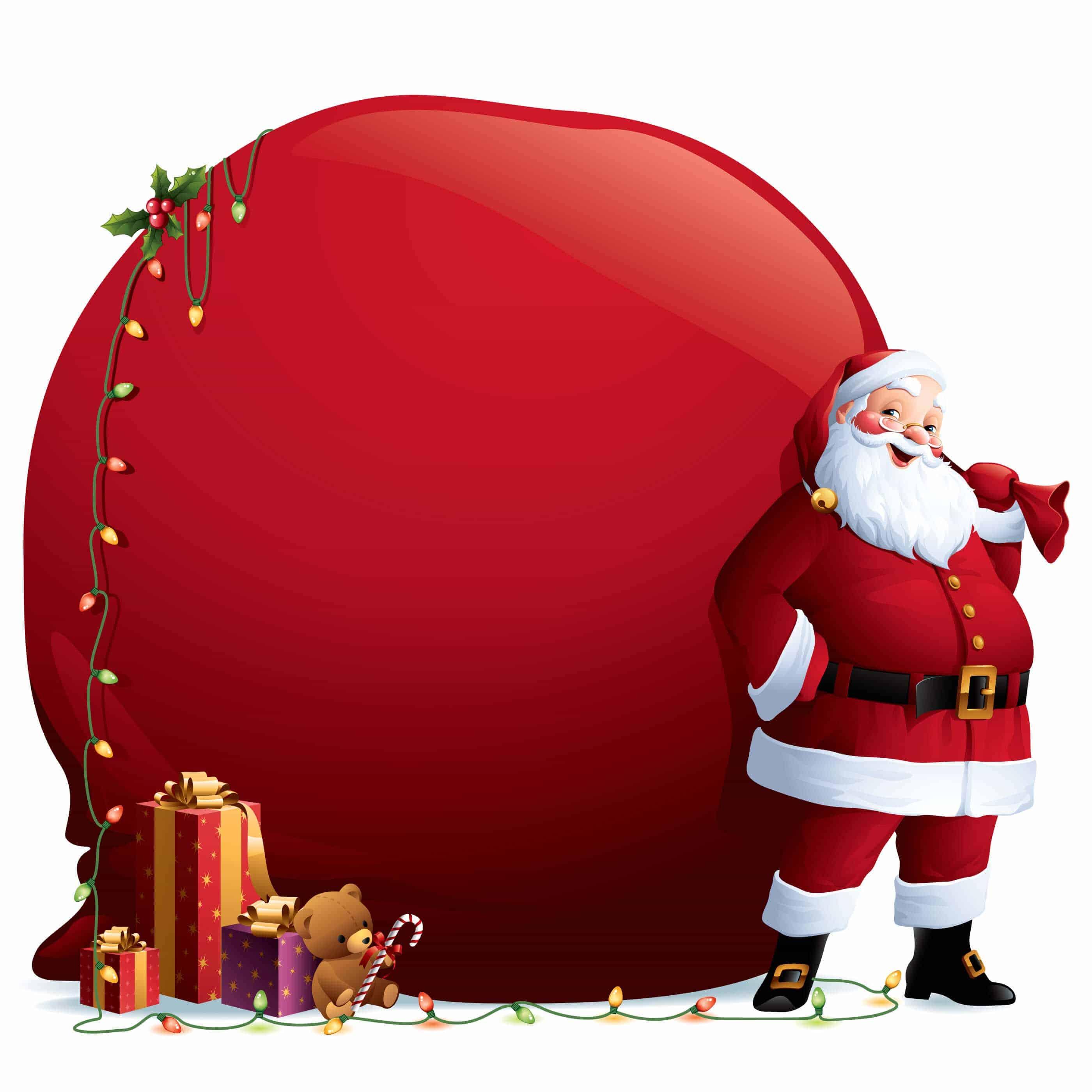 Santa Claus of Student Loan Debt