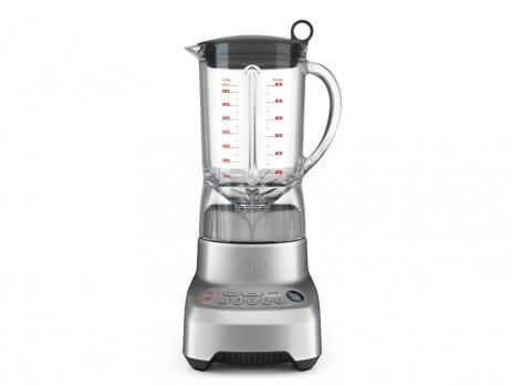 Breville's blender is more expensive, but worth the price