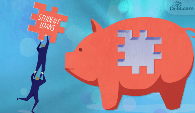 Put the pieces together for student loan consolidation self-help